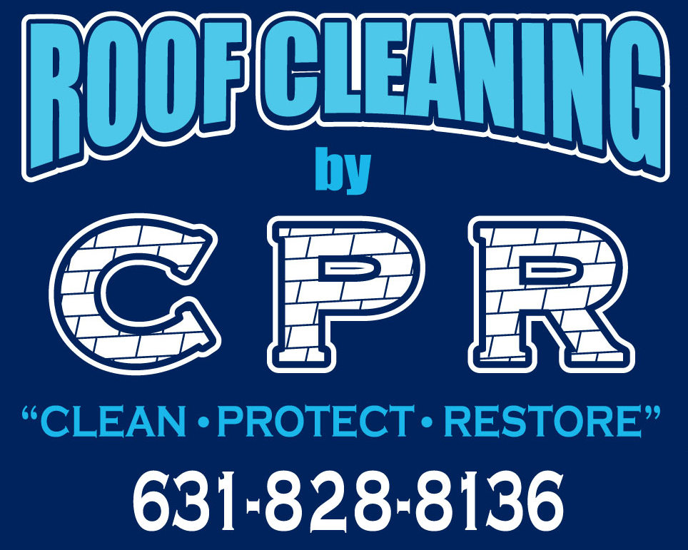 Long Islands #1 Roof Cleaning Experts!